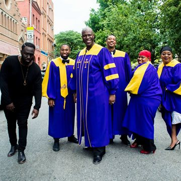 The Harlem Voices featuring Eric B. Turner